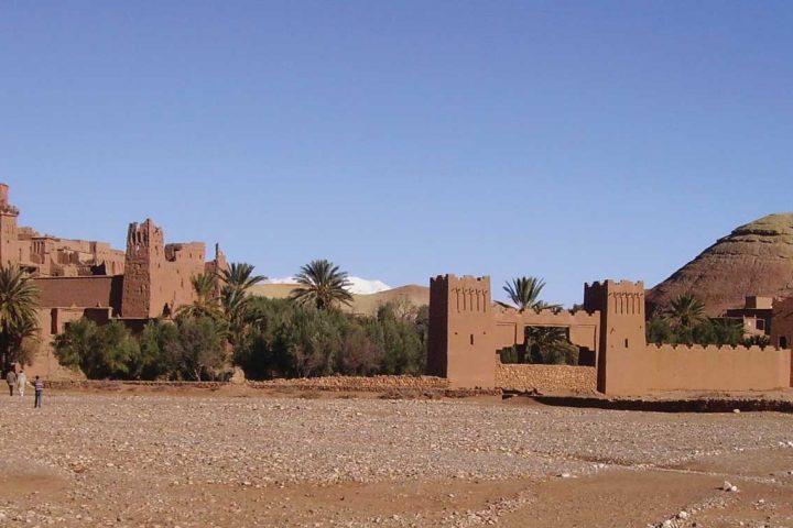 africa-morocco-ait benhaddou