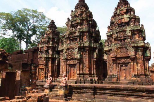asia-cambodia-banteay srei