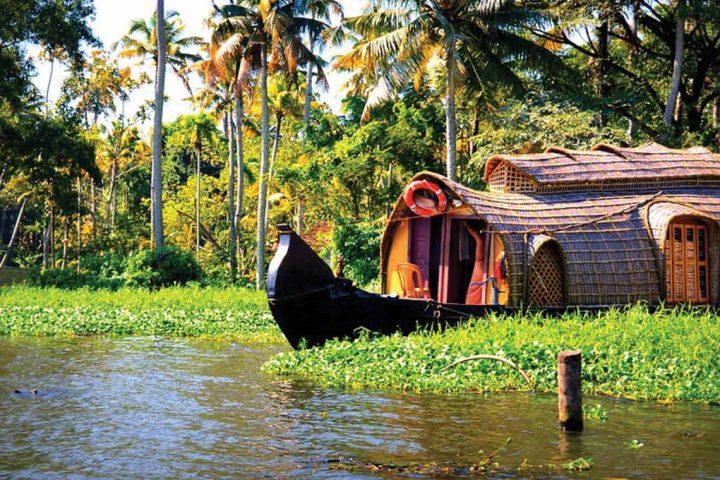 asia-india-kerala-boat