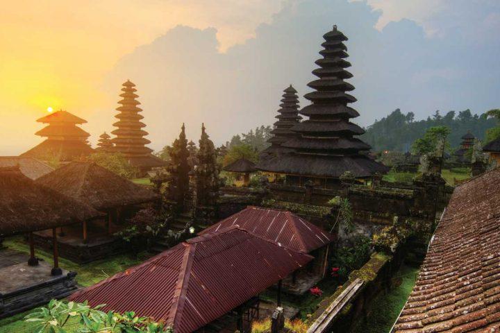 asia-indonesia-bali-besakih temple complex