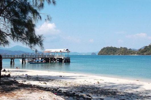 Asia-Malaysia-Langkawi-Beach