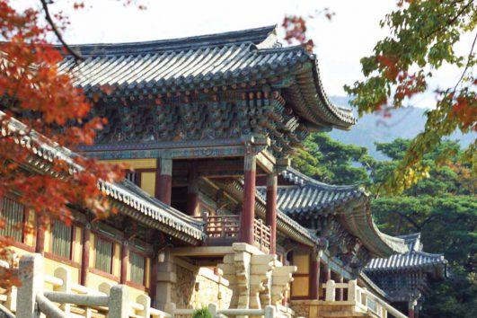 asia-south korea-bulguksa temple-gyeongju