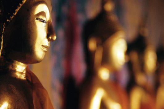 asia-thailand-bangkok-buddha statues