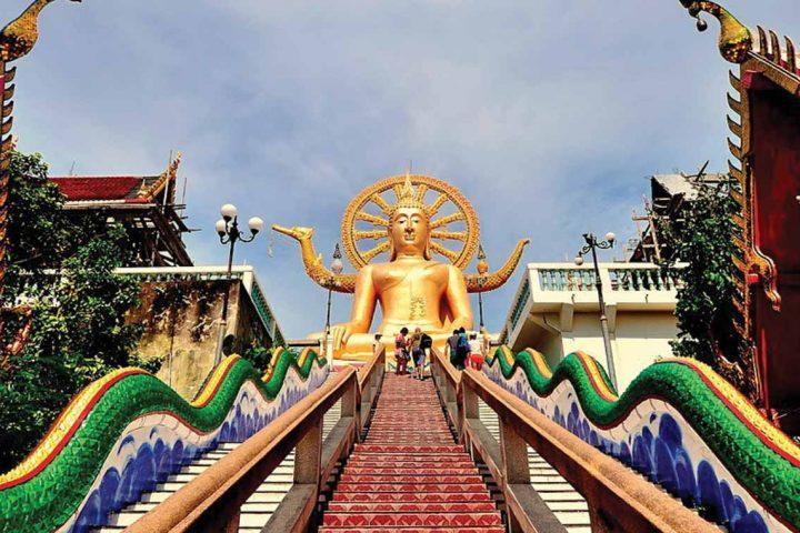 asia-thailand-samui-golden buddha