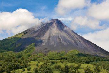 central america-costa rica-arenal-volcano
