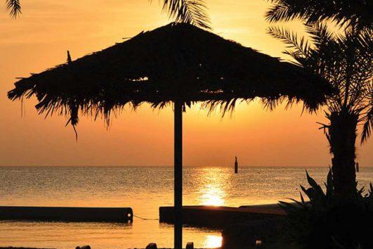 central america-panama-beach-sunset