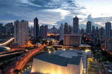 central america-panama city