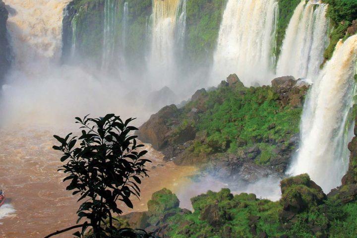 south america-argentina-iguazu falls
