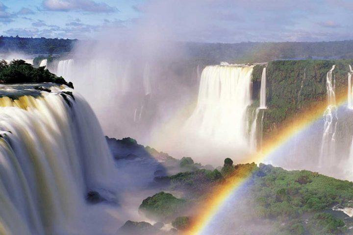 south america-brazil-iguassu-falls