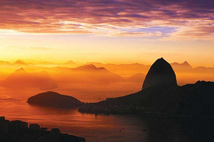 south america-brazil-rio de janeiro-sugar loaf mountain