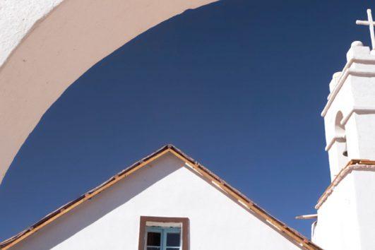south america-chile-church of san pedro de atacama