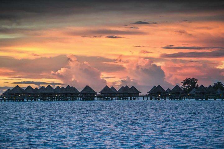 south pacific-french polynesia-tahiti islands-bora bora