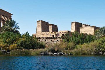 the middle east-egypt-aswan