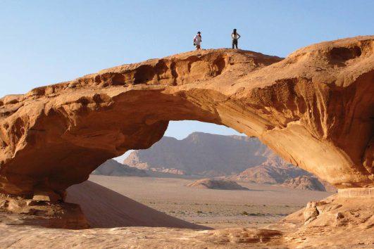the middle east-jordan-wadi rum-desert