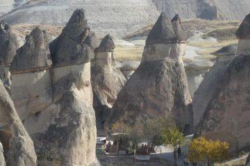 turkey-cappacodacia-rock formations