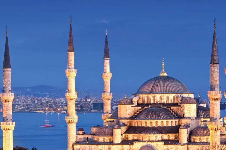 turkey-istanbul-blue mosque