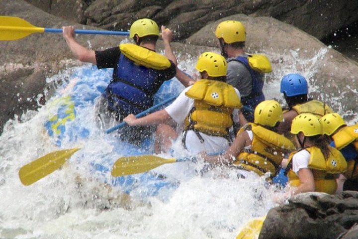White-Water-Rafting
