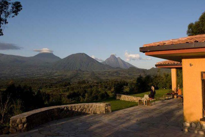 Luxury Travel Africa Rwanda Sabinyo Silverback Lodge