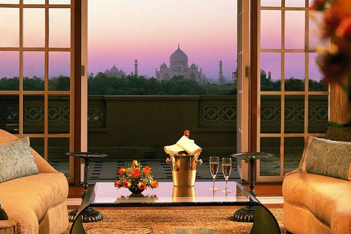 Luxury Travel Asia India Oberoi Amarvilas