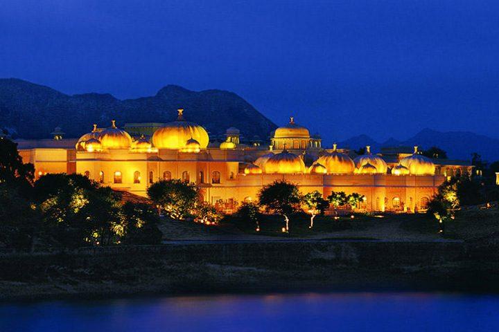 Luxury Travel Asia India Oberoi Udaivilas