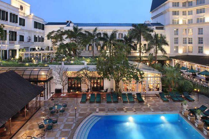 Luxury Travel Asia Vietnam Hotel Sofitel Legend Metropole Hanoi