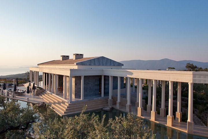 Luxury Travel Greece Amanzoe