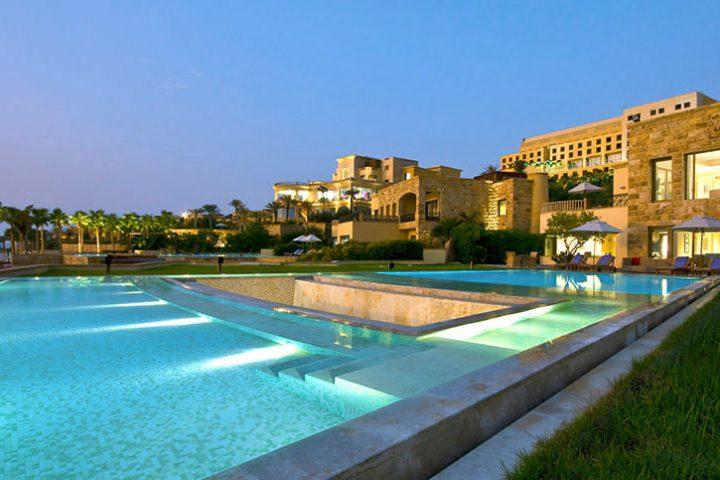 Luxury Travel Middle East Jordan Hotel Kempinski Ishtar