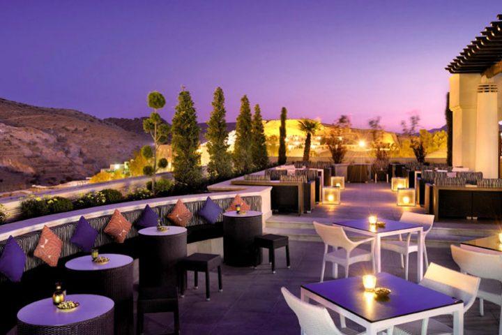 Luxury Travel Middle East Jordan Movenpick Petra Resort