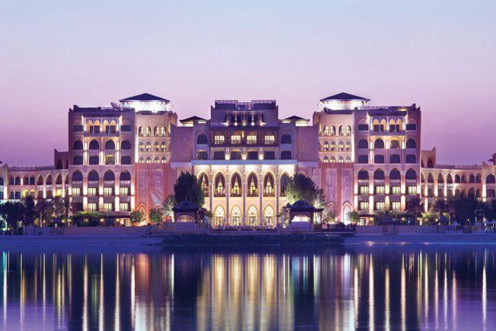 Luxury Travel Middle East UAE (United Arab Emirates) Shangri La Resort Qaryat Al Beri Abu Dhabi