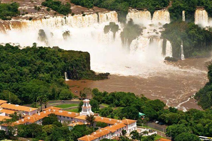 Luxury Travel South America Brazil Hotel Das Cataratas