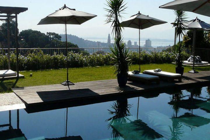 Luxury Travel South America Brazil Hotel Santa Teresa