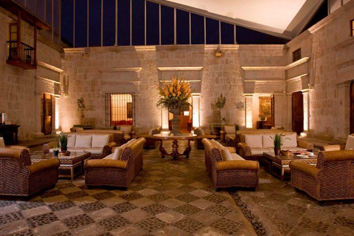 Luxury Travel South America Peru Casa Andina Private Collection