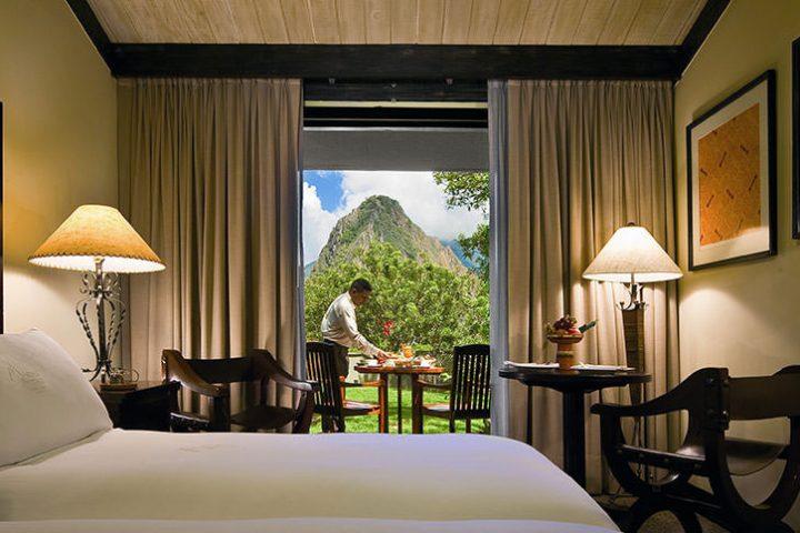Luxury Travel South America Peru Machu Picchu Sanctuary Lodge