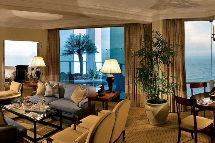 Luxury Travel South America Peru Miraflores Park Hotel