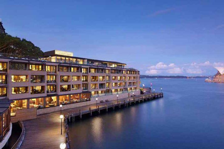 Luxury Travel South Pacific Australia Park Hyatt Sydney