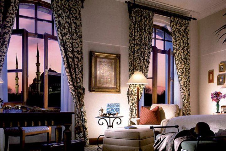 Luxury Travel Turkey Four Seasons Istanbul at Sultanahmet