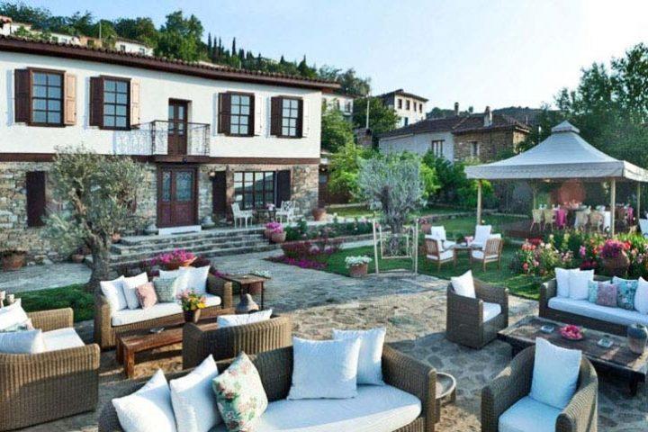 Luxury Travel Turkey Gullu Konak