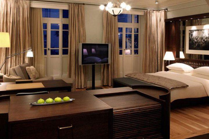 Luxury Travel Turkey Park Hyatt Istanbul Macka Palas